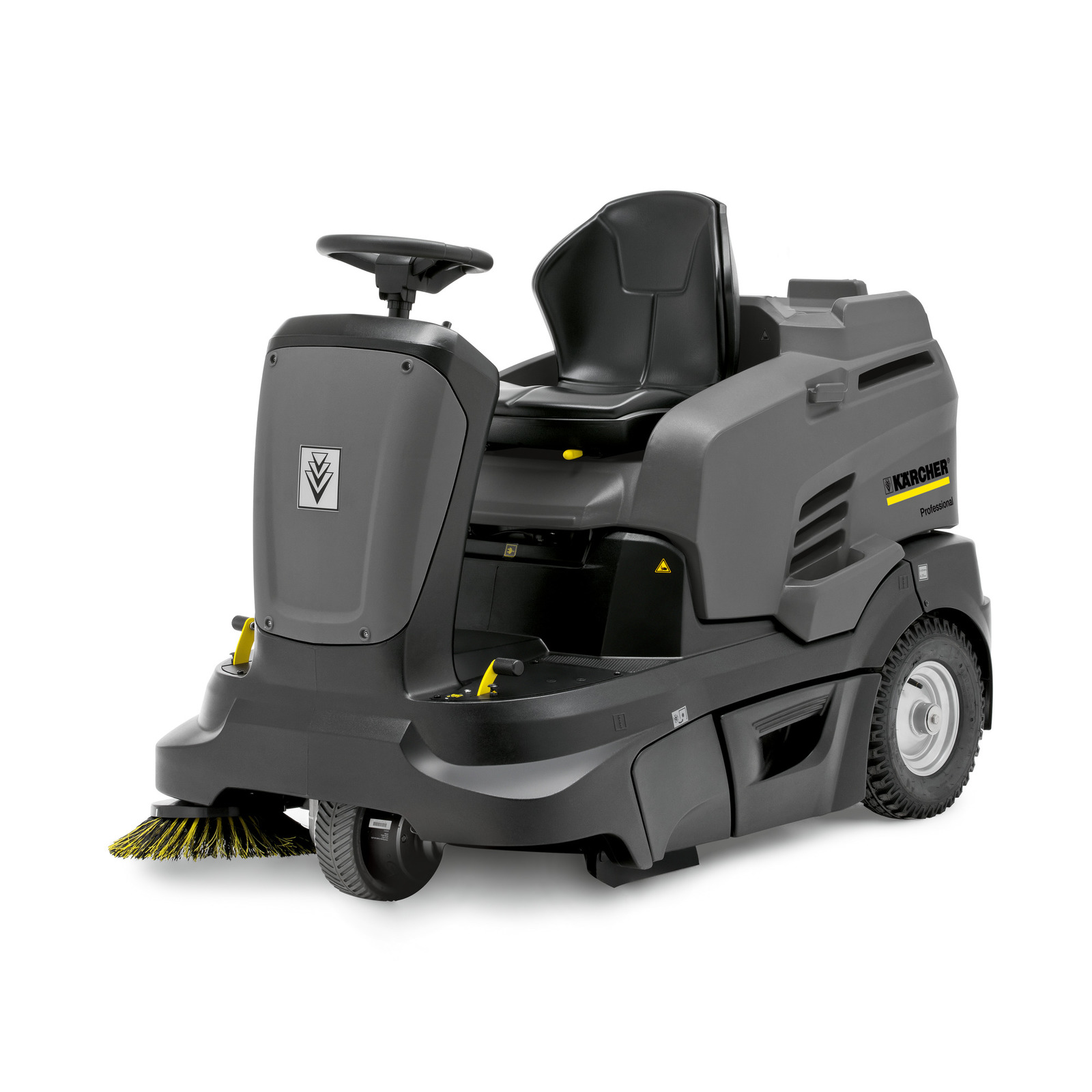 Подметальная машина Karcher KM 90/60 R Bp Pack Adv